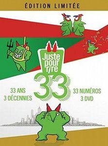 Juste Pour Rire 33 Ans [Import]