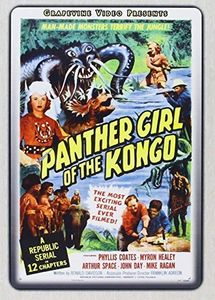 Panther Girl of the Kongo