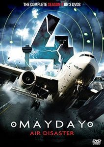 Mayday Air Disaster - Complete Series 4 [Import]