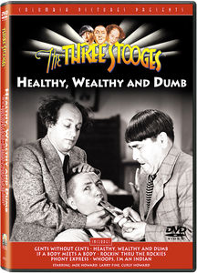 The Three Stooges: Healthy, Wealthy and Dumb