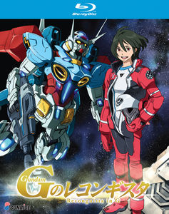 Gundam Reconguista in G: Complete Collection