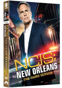 NCIS New Orleans: The Third Season