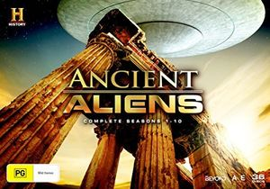 Ancient Aliens: Complete Seasons 1-10 Collection [Import]