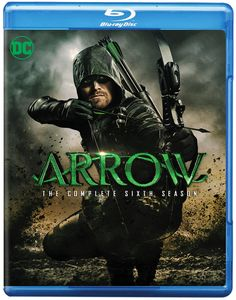 Arrow: The Complete Sixth Season (DC)