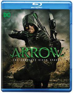 Arrow: The Complete Sixth Season (DC)