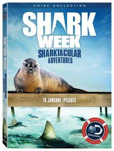 Shark Week: Sharktacular Adventures