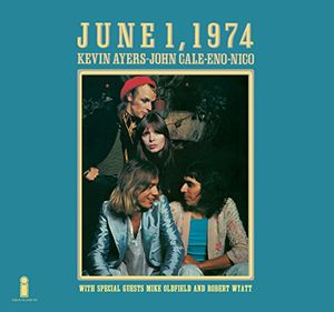 June 1 1974 [Import] , Kevin Ayers