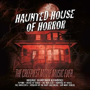Haunted House Of Horror: Creepiest Movie Music Ever /  Various [Import]