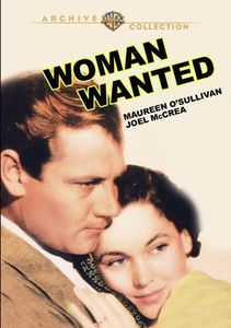 Woman Wanted , Maureen O'Sullivan