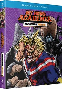 My Hero Academia: Season Three Part One , Christopher R. Sabat
