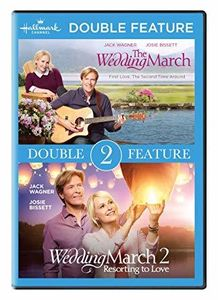 Hallmark Double Feature: Wedding March 1 And 2 , Jack Wagner