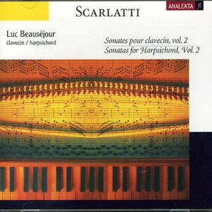 Sonates Pour Clavecin 2