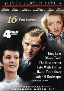 Hollywood Greats: 16 Movies