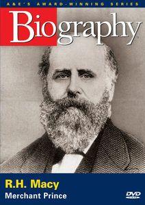 Biography: RH Macy