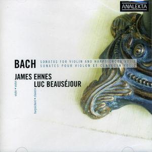 Sontas for Violin & Harpsichord 2