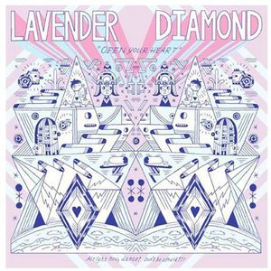 Open Your Heart [Import] , Lavender Diamond