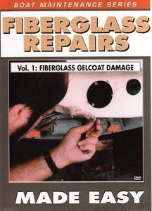 Fiberglass Repair and Gelcoat Damage