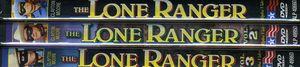 The Lone Ranger: Volumes 1-3