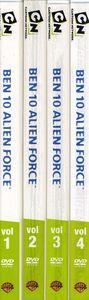 Ben 10 Alien Force: Season One Volumes 1-4