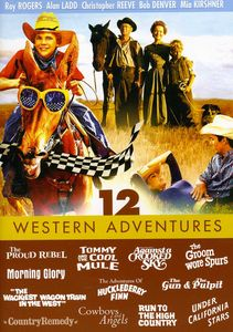 Western Adventures: Family Film Collection , Christopher Reeve