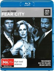 Fear City [Import]