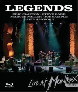 Legends: Live at Montreux 1997
