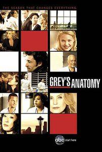 Grey's Anatomy: The Complete Sixth Season