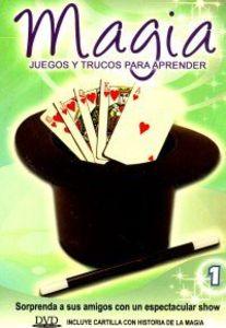 Magia: Juegos Y Trucos Para Aprender: Volume 1