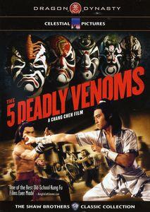 The 5 Deadly Venoms