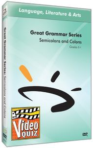Semicolons & Colons Video Quiz