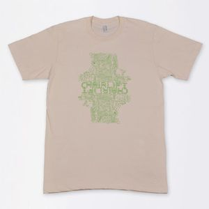 2010 Collection Crew Neck T-Shirt Creme - L
