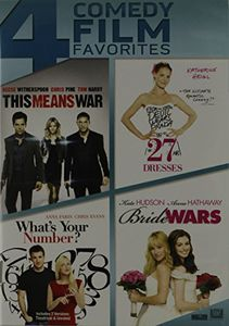 This Means War /  27 Dresses /  What S Your Number