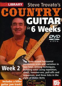 Country Guitar in 6 Weeks: Week 2