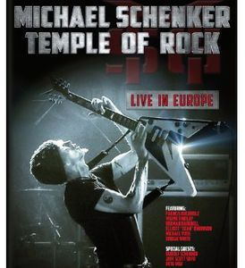 Temple of Rock: Live in Europe