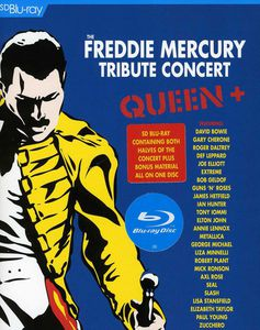 Queen +The Freddie Mercury Tribute Concert [Import]