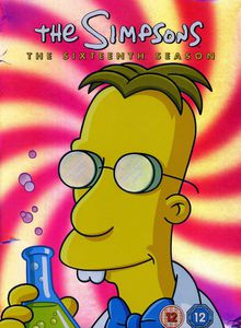 Simpsons-Season 16 [Import]