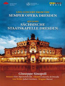 Live Cto From the Semper Opera Dresden
