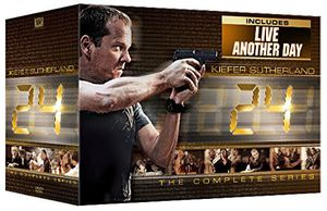 24: The Complete Series & Live Another Day (Bby)
