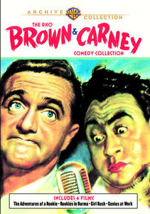 The RKO Brown & Carney Comedy Collection
