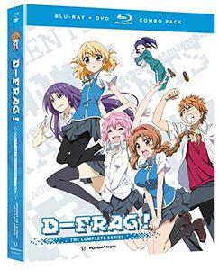 D-Frag: Complete Series