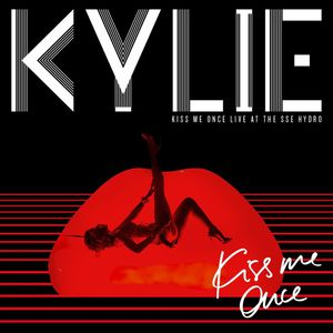 Kiss Me Once: Live at the Sse Hydro