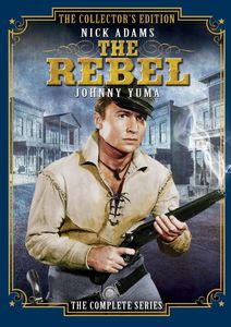 The Rebel: The Complete Series , Nick Adams