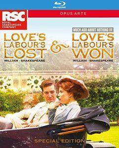 Love's Labour's Lost & Won
