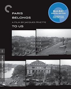 Paris Belongs to Us (Criterion Collection)