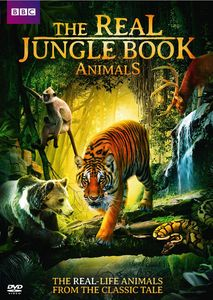 The Real Jungle Book Animals