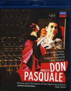 Don Pasquale [Import]