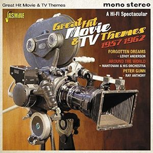Great Hit Movie & TV Themes 1957-1962 /  Various [Import] , Various Artists