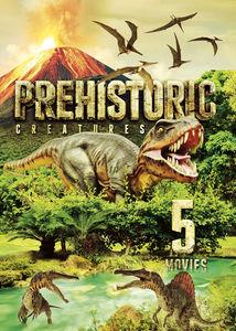 Prehistoric Creatures (5 Movies)