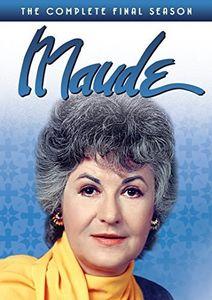 Maude: The Complete Sixth Season (Final Season)