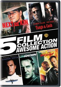 5 Film Collection: Awesome Action